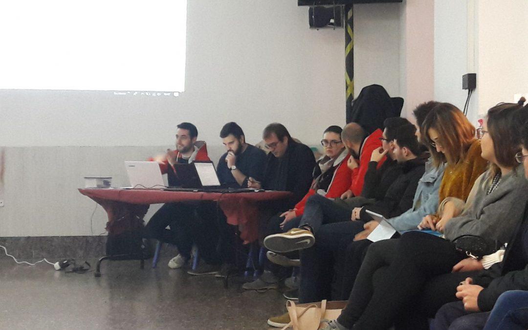 Primera Asamblea del Año de la Fede Don Bosco en València