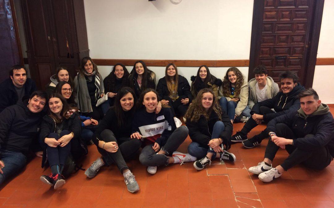 Acampada formativa en Xátiva para el Centro Juvenil Amics