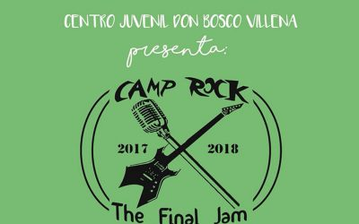 The Final Jam en el Centro Juvenil Don Bosco de Villena