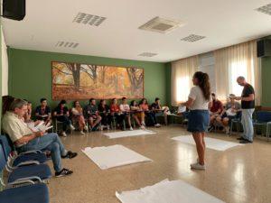 área de formación de la Federación Don Bosco