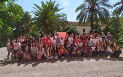 Encuentro en Salesianos Godelleta desde las Áreas de Formación y Salud de la Federación Don Bosco
